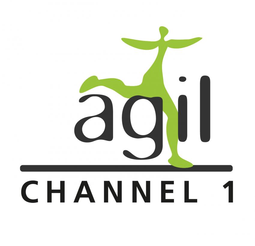 Agil Channel 1 Logo
